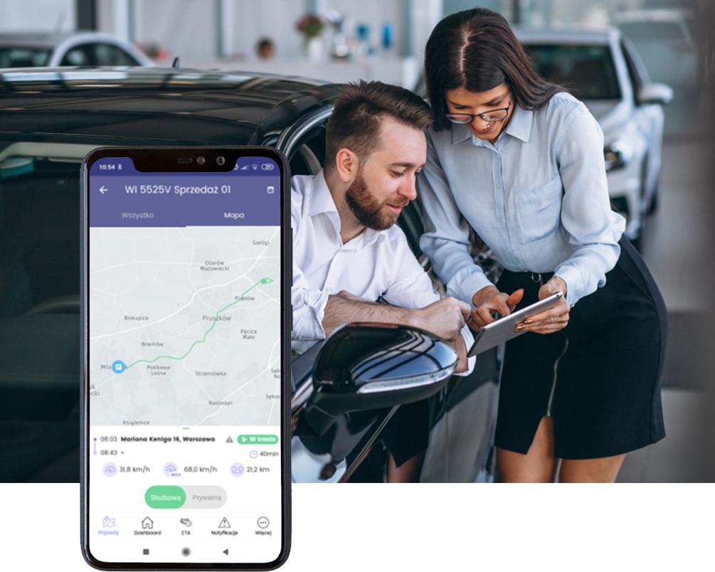 fleetconnect aplikacja mobilna
